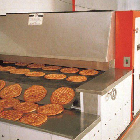 ماشین آلات تولید نان