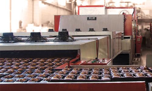 ماشین آلات تولید کیک